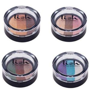Lish Makeup Eyeshadow Trio