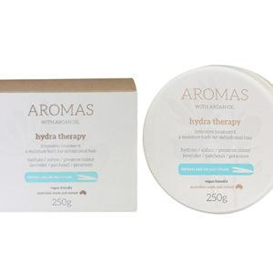 Nak Aromas Hydra Therapy with Argan Oil